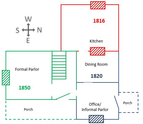 Patterson Floorplan