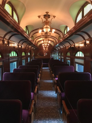 Carillon Railcar