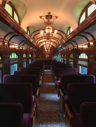 Carillon Railcar