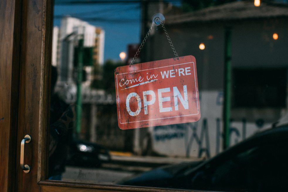 Shops Open