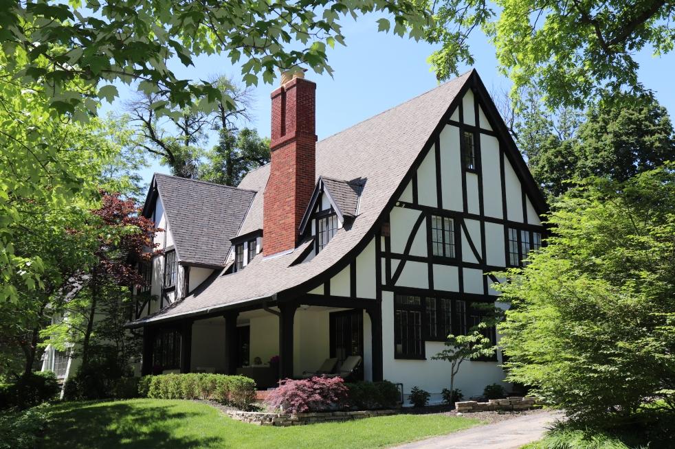 Tudor Home Oakwood
